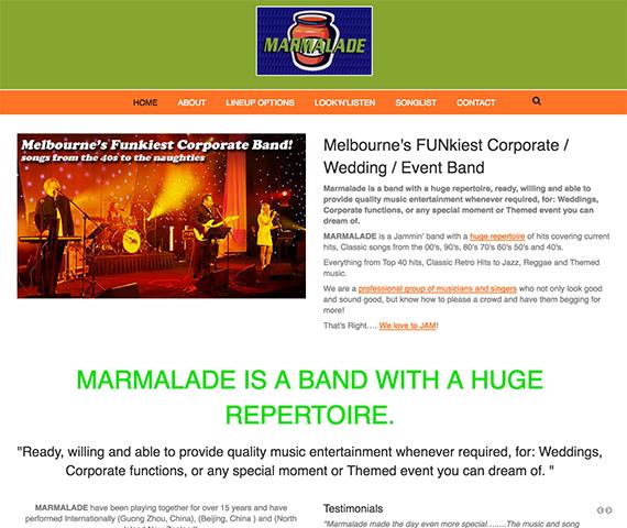 marmalade band